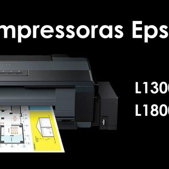 Impressoras Epson A3