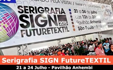 Serigrafia SIGN FutureTEXTIL