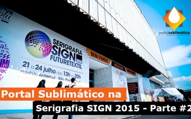 Portal Sublimatico Serigrafia SIGN 2015