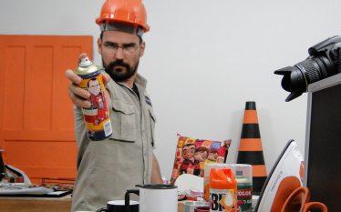 Cola Spray Temporaria