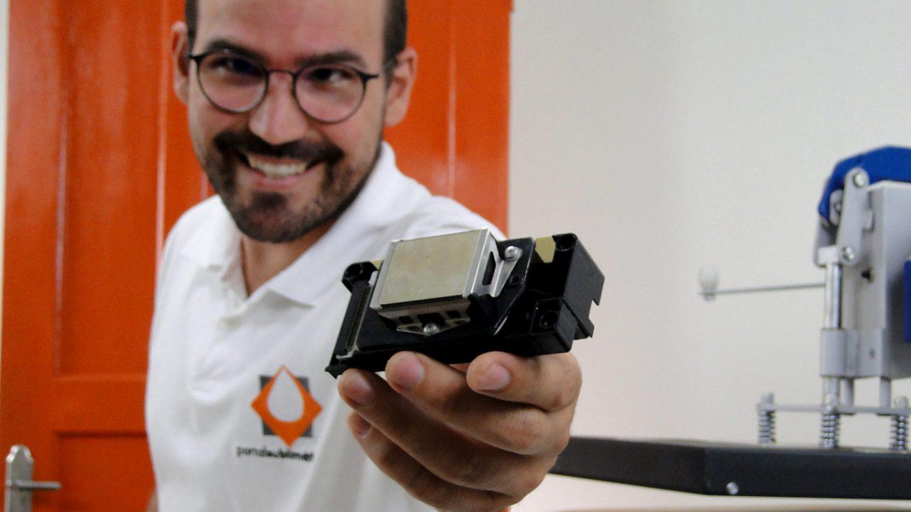 Impressora HP para Sublimação - Portal Sublimático