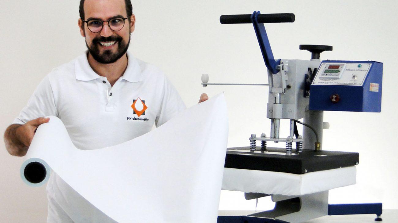 Impressora Epson Impressão 110 cm - Portal Sublimatico