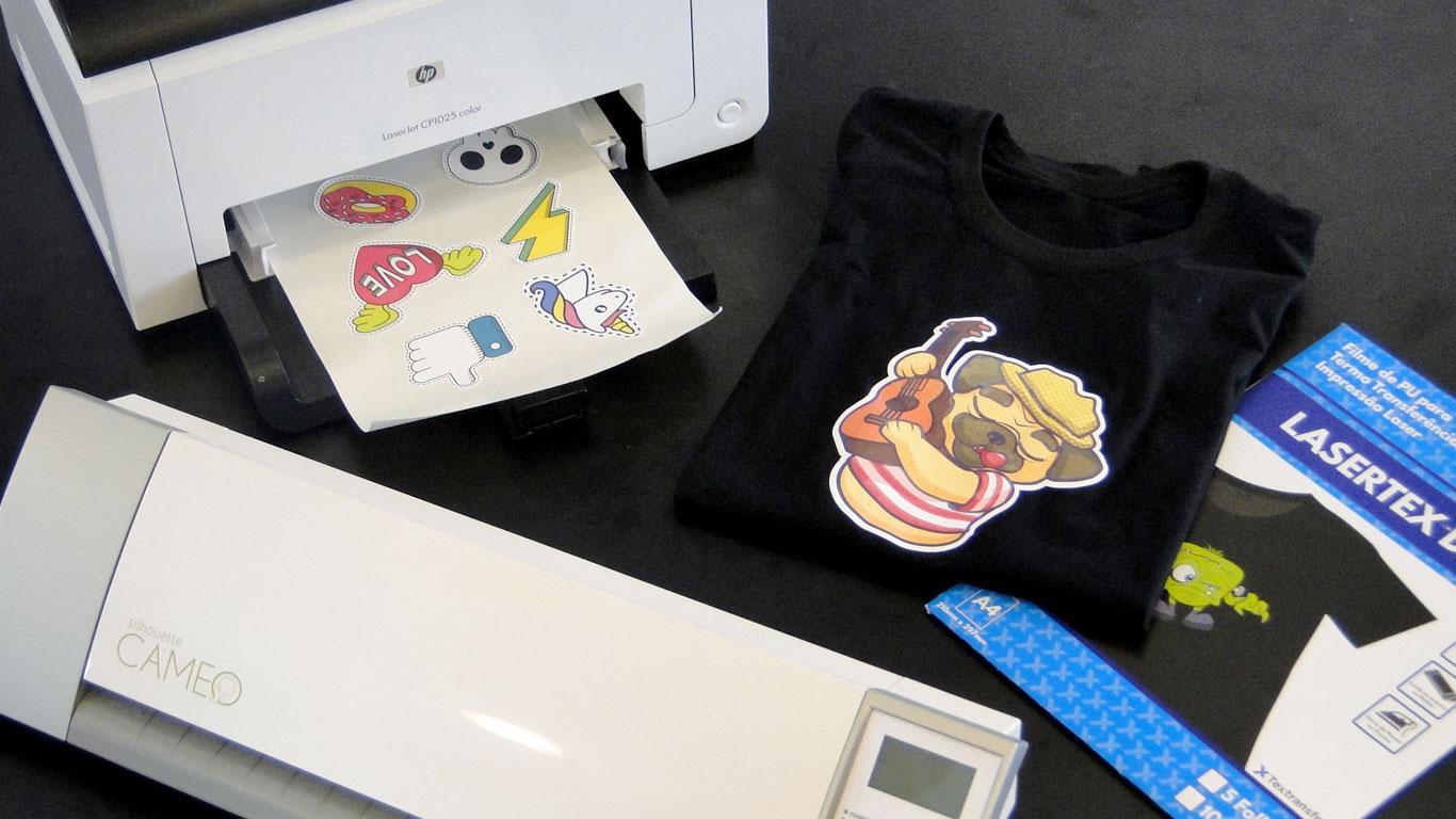 Lasertex - Solução para Personalizar Camisetas de Algodão - Portal ... 0e4d469f114e7