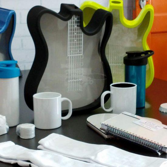 SFCT - Produtos de Polímero para Sublimação