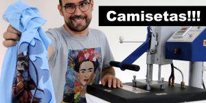 Curso Online de Sublimação em Camisetas
