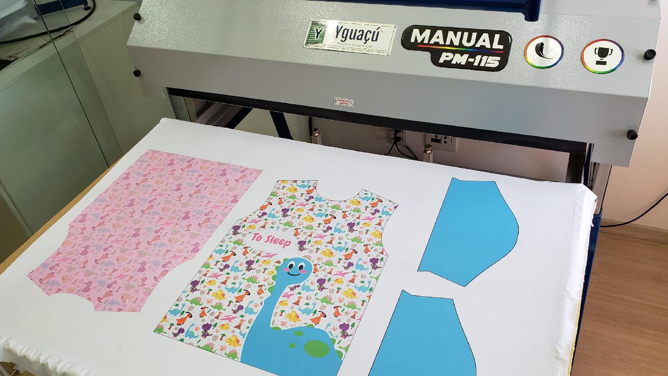 sublimação total em camisetas infantis - Portal Sublimatico