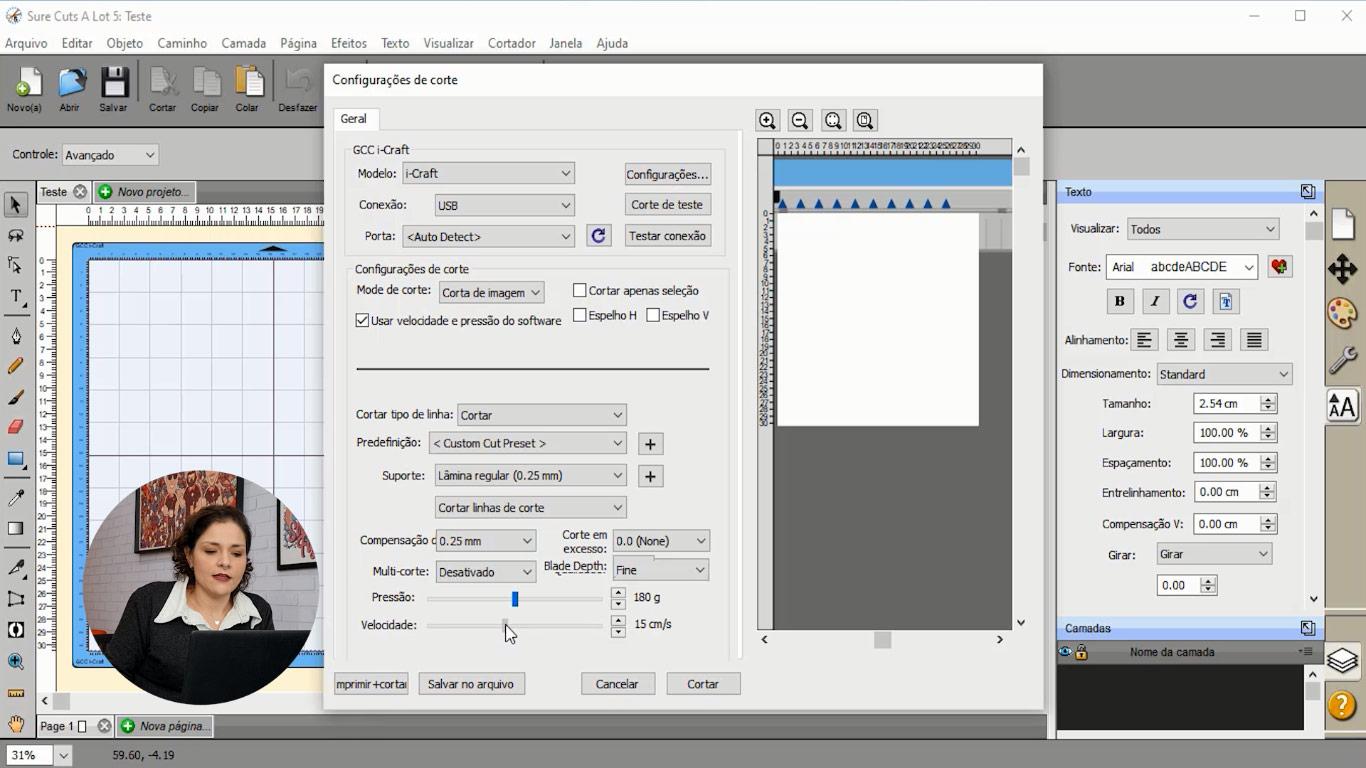Plotter de Recorte I-Craft - Primeiros Passos - Portal Sublimatico