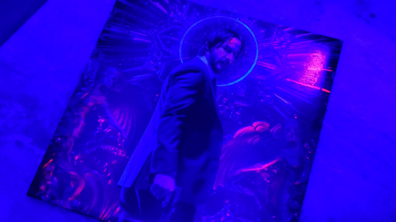 Estampando Azulejos com Tinta Sublimátca Fluorescente - Portal Sublimatico